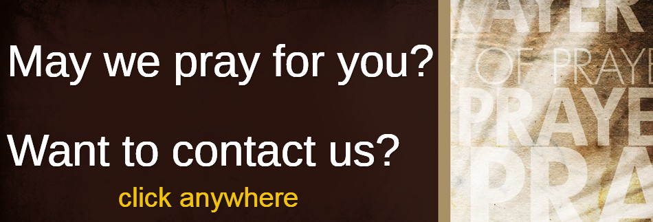 Power of Prayer Web Banner